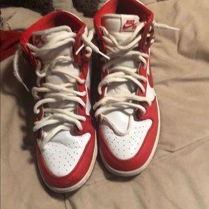 Nike SB high